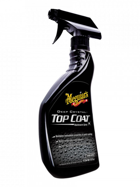 SPRAY INTRETINERE CAROSERIE, 473 ML, TOP COATING MENTENANCE - MEGUIARS