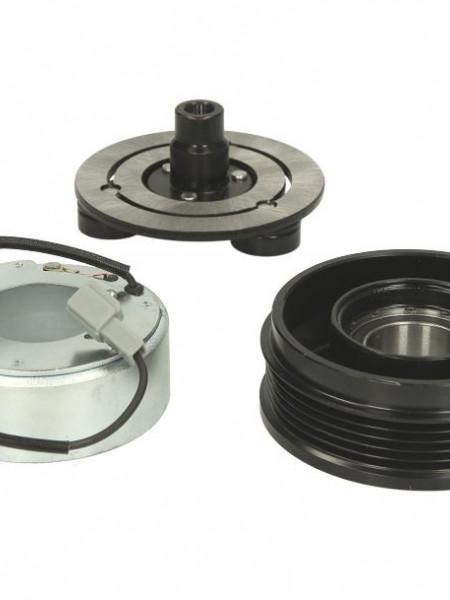 Set bobina, fulie si ambreiaj compresor A/C PANASONIC H12A 5pk 99mm