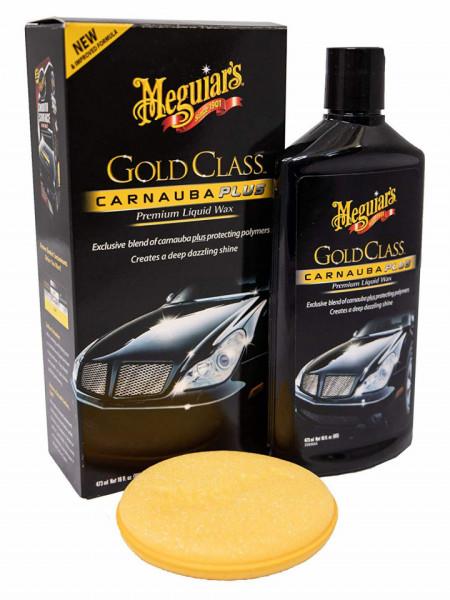CEARA LICHIDA, 473 ML, GOLD CLASS LIQUID - MEGUIARS
