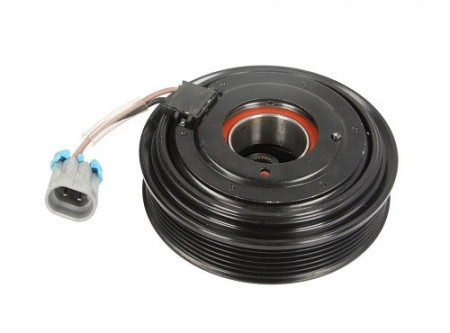 Set bobina, fulie si ambreiaj compresor A/C SANDEN CVC Opel 6PK 120mm