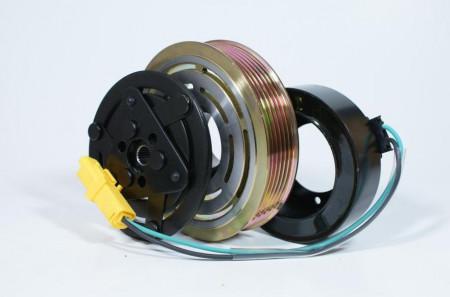 Set bobina, fulie si ambreiaj compresor A/C SANDEN SD7V16 SD6C12 6pk 119mm - CITROEN / PEUGEOT