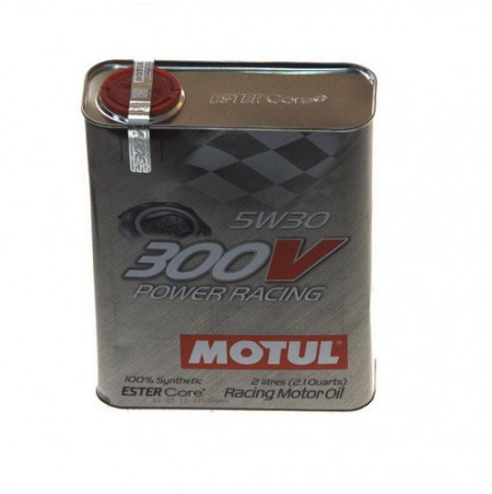 Ulei motor Motul 300V Power Racing 5W30 2L