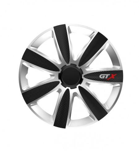 "Set Capace Roti 15"" Derby GTX Carbon"
