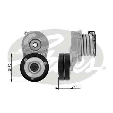 Intinzator curea transmisie Opel Astra G Z17DTL Gates