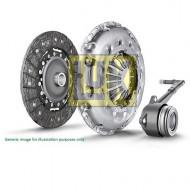 Kit ambreiaj cu rulment Opel Corsa D 1.2 1.4 Luk