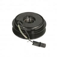 Set bobina, fulie si ambreiaj compresor AC HALLA HCC VS16 VS18 6PK 119MM HYUNDAI KIA
