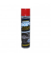 Spray silicon pentru bord MTR New car 750 ml