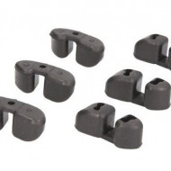 Amortizor vibratii fulie compresor AC DENSO 5SE12 / 5SL12C / 6SEU / 7SEU16 - set 6 bucati AUDI, BMW, MERCEDES, SEAT, SKODA, VOLKSWAGEN
