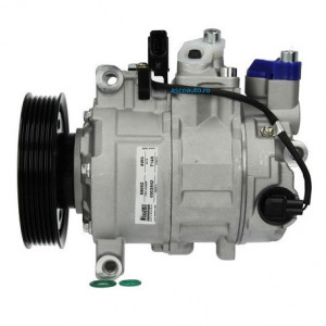 Compresor AC TIP DENSO 6SEU14C 6pk 100mm Audi A4 - B6 B7 B8 Nissens