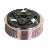 Set bobina, fulie si ambreiaj compresor A/C Sanden SD7H15 8PK 120mm 24V