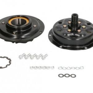Set fulie compresor AC DENSO 7SEU16C / 7SEU17C VOLKSWAGEN T5 / TOUAREG 2.5TD
