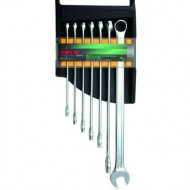 Set 7 chei combinate extra-lungi Toptul 10mm; 11mm; 12mm;13mm; 14mm; 17mm; 19mm