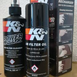 Kit curatare filtre K&N 99-5000EU
