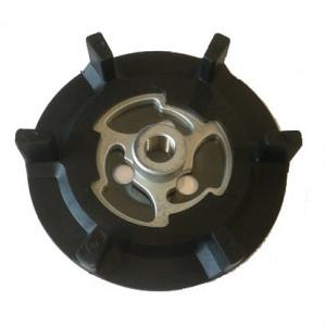 Disc ambreiaj compresor AC Denso 6SEU / 7SEU / 5SL12 / 5SE12 AUDI, BMW, OPEL, MERCEDES, SEAT, SKODA, VOLKSWAGEN
