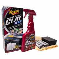 KIT PLASTELINA CURATARE CLAY KIT 473 ML MEGUIAR'S