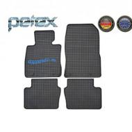 Set 4 covorase cauciuc Mazda 2 2015-prezent Petex