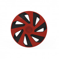 SET CAPACE ROTI 16` VECTOR RED & BLACK