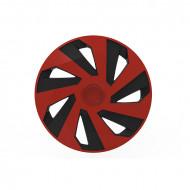 SET CAPACE ROTI 16` VECTOR RED & BLACK