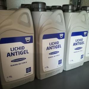 Antigel GLACEOL RX TYPE D 1L DACIA 6001997196