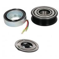 Set bobina, fulie si ambreiaj compresor A/C QS90 6PK 95mm OPEL MOKKA ADAM / CHEVROLET AVEO TRAX 1.2-1.8 03.11-