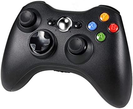 Controller, Joystick pentru Xbox 360 , PC , Laptop Cu Fir , Lungime Cablu 2.5 M, FOXMAG24