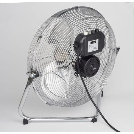 Ventilator inox cu Suport 50W