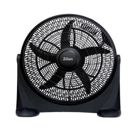 Ventilator rotund cu suport 75W
