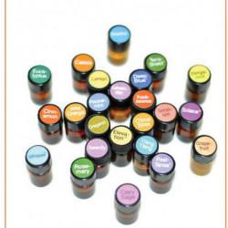 Difuzor Uleiuri Esentiale, 550 ml, Ultrasonic, AROMA M303 Aromatherapy, Wenge, 7 culori, Telecomanda + CADOU: 1 pachet monstre doTerra