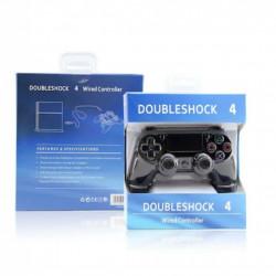 Gamepad Cu Fir DOUBLESHOCK 4 Pentru Playstation 4 Cu Vibratii, FOXMAG24