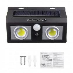 Lampa Led Cob FOXMAG24® BL-807, Incarcare Solara si senzor de miscare