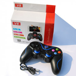 Controller Wireless X7-V8 FOXMAG24, cu suport pentru telefon