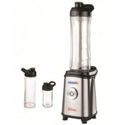 Blender inox pentru smoothie + 2 recipiente 350W