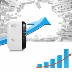 Amplificator Semnal Retea Wireless ,WiFi Repeater,transmisie 300Mbps,Retea 2.4G,Mod Repetor AP si Functia WPS,cu Port LAN de Antene Integrate, FOXMAG24
