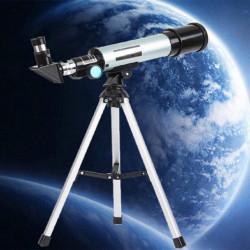 Telescop astronomic FOXMAG24®, 360 mm, Argintiu
