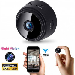 Camera Spion FOXMAG24®, 1080p, Audio-Video, Night Vision, Senzori de miscare