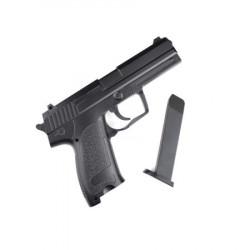 Pistol Airsoft Gun Metalic Spring S2, 300 bile