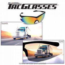 Ochelari de soare polarizati FOXMAG24®, sport/condus Tacglasses