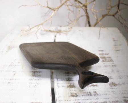 Platou servire din lemn 58 cm - 27 cm