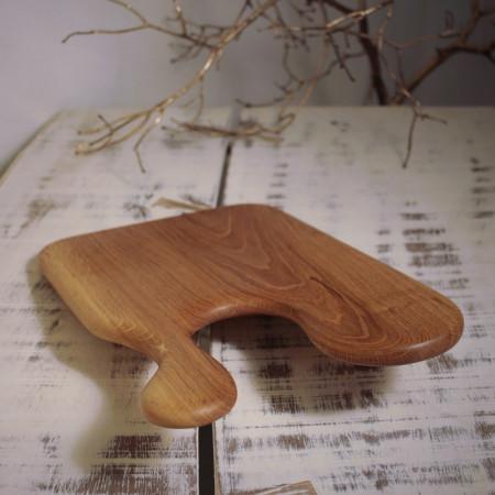 Platou servire din lemn 48cm - 29 cm - 2.5 cm