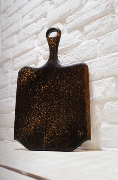 Platou servire din lemn 48 cm