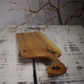 Platou servire din lemn 69cm - 22cm - 2.5cm