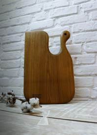 Platou de servire din lemn 49 cm