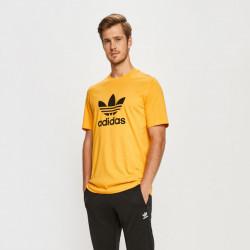 Tricou barbat Adidas galben