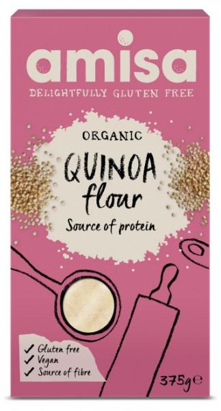 Faina de quinoa fara gluten eco 375g AMISA
