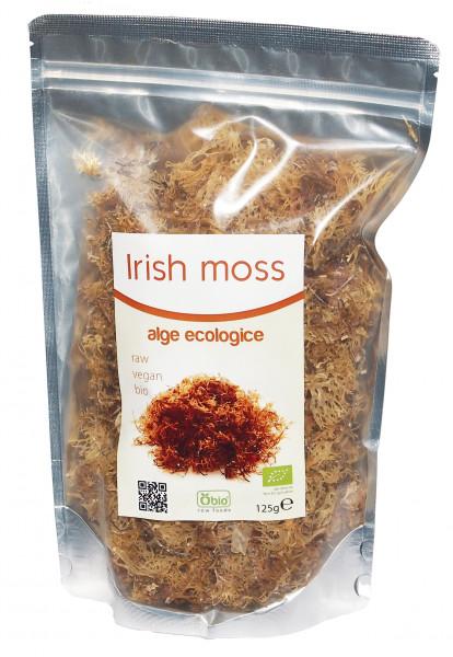 Irish moss raw eco 125g