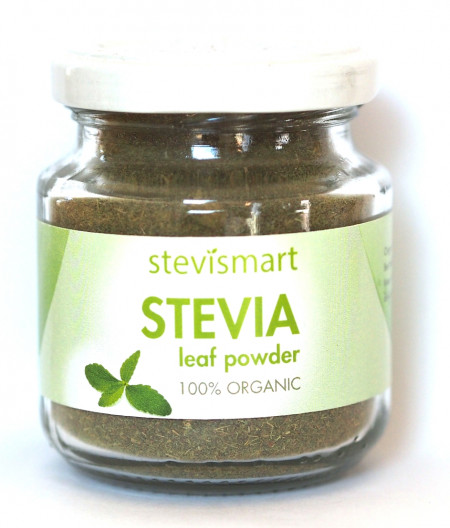 Stevia pulbere eco 50g DS