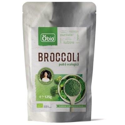 Broccoli pudra eco 125g OBIO