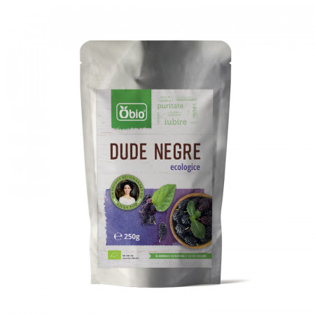 Dude negre deshidratate raw eco 250g