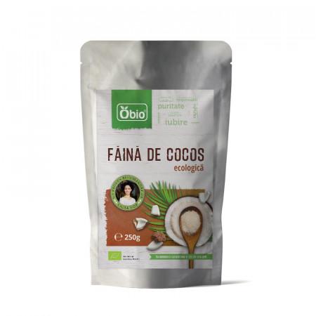 Faina de cocos eco 250g OBIO