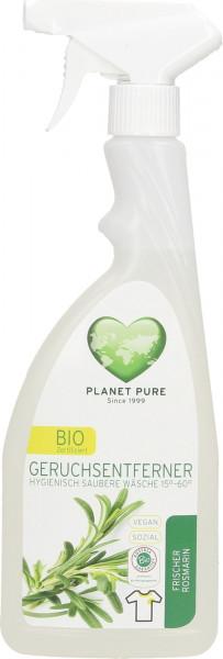 Solutie pentru scos mirosuri bio - rozmarin - 510 ml Planet Pure